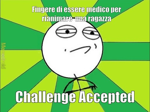Challenge Accepted - meme