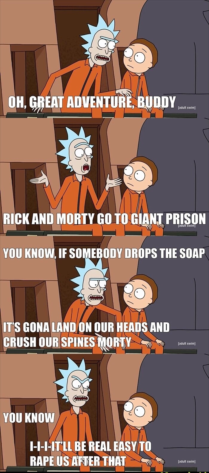 one the best and smartest shows out there - meme
