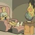 Algumas pessoas só querem vê o mundo pegar fogo.