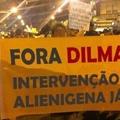Dilma tem pinto
