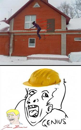 Prodígios da Engenharia #5 - meme