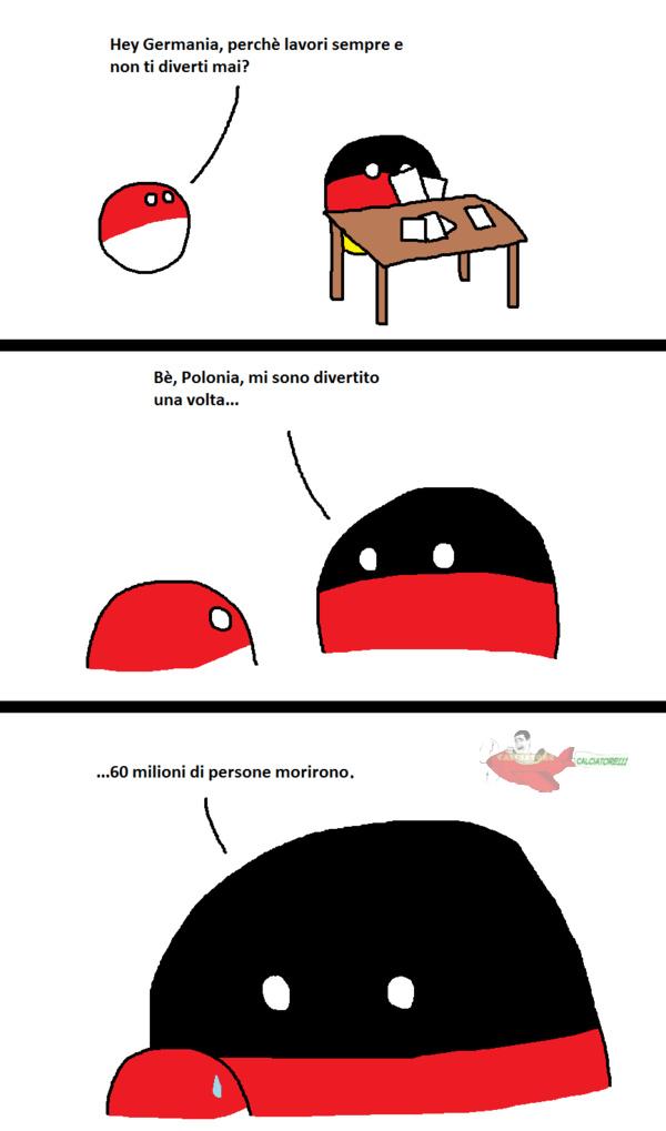 Effettivamente quando la Germania si diverte succede un casino... - meme