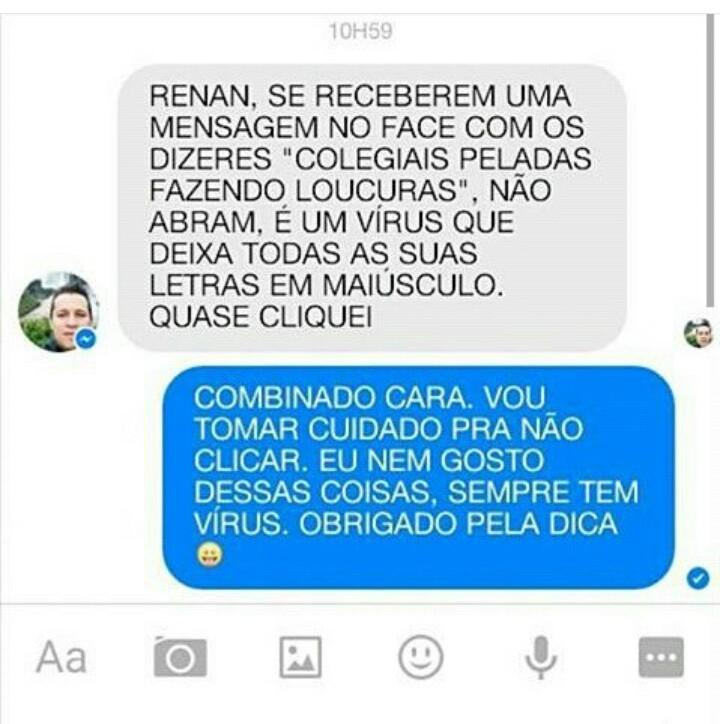 CUIDADO PESSOAL !! - meme