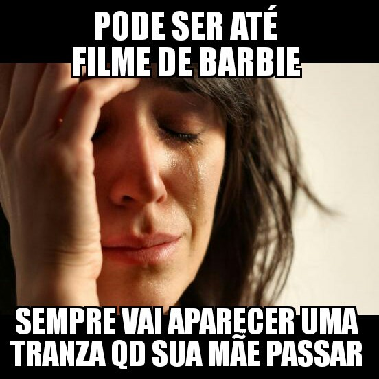 Tranza da barbie - meme