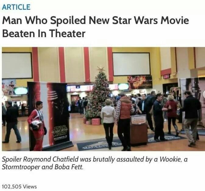 Starwars fans are funny - meme