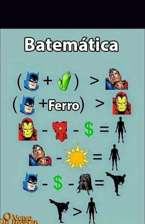 Batponheta - meme