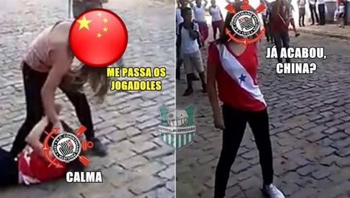 Timao - meme