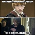 Third comment is a ron weasley