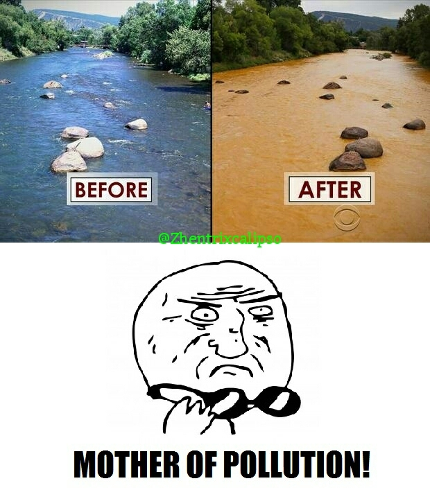 Pollution - meme
