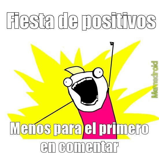 Positivosss - meme