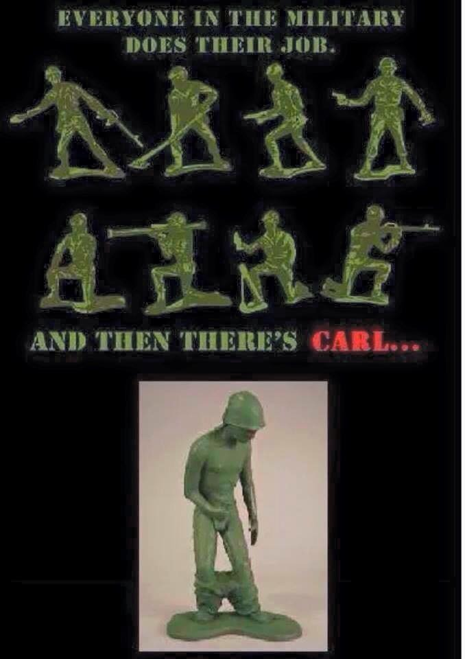 Dammit Carl! - meme
