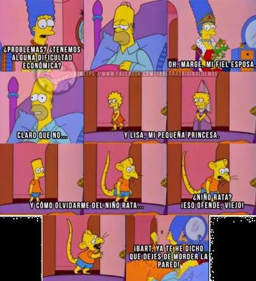 Rata de Bart - meme