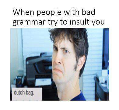 The Best Grammar Memes Memedroid