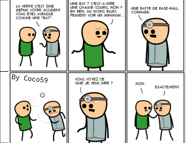 Cyanide and Happiness - meme