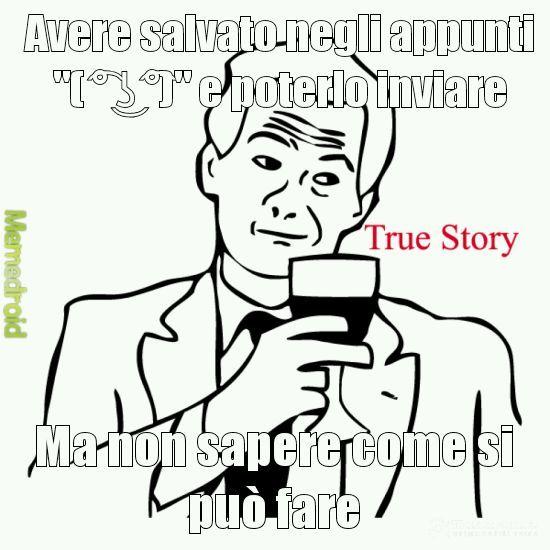 Telofono scumbag - meme