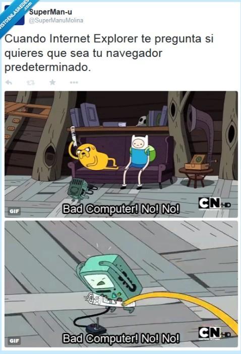 Bad computer - meme