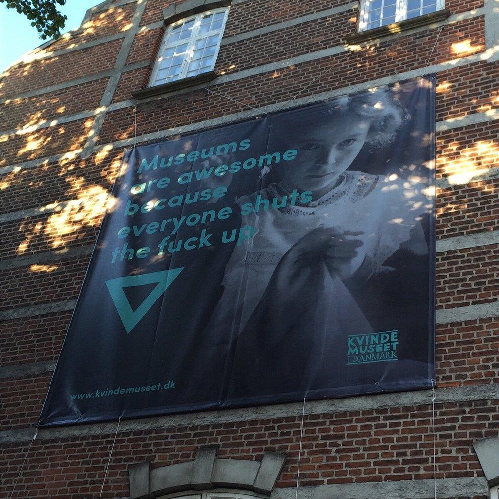 Museum in Denmark - meme