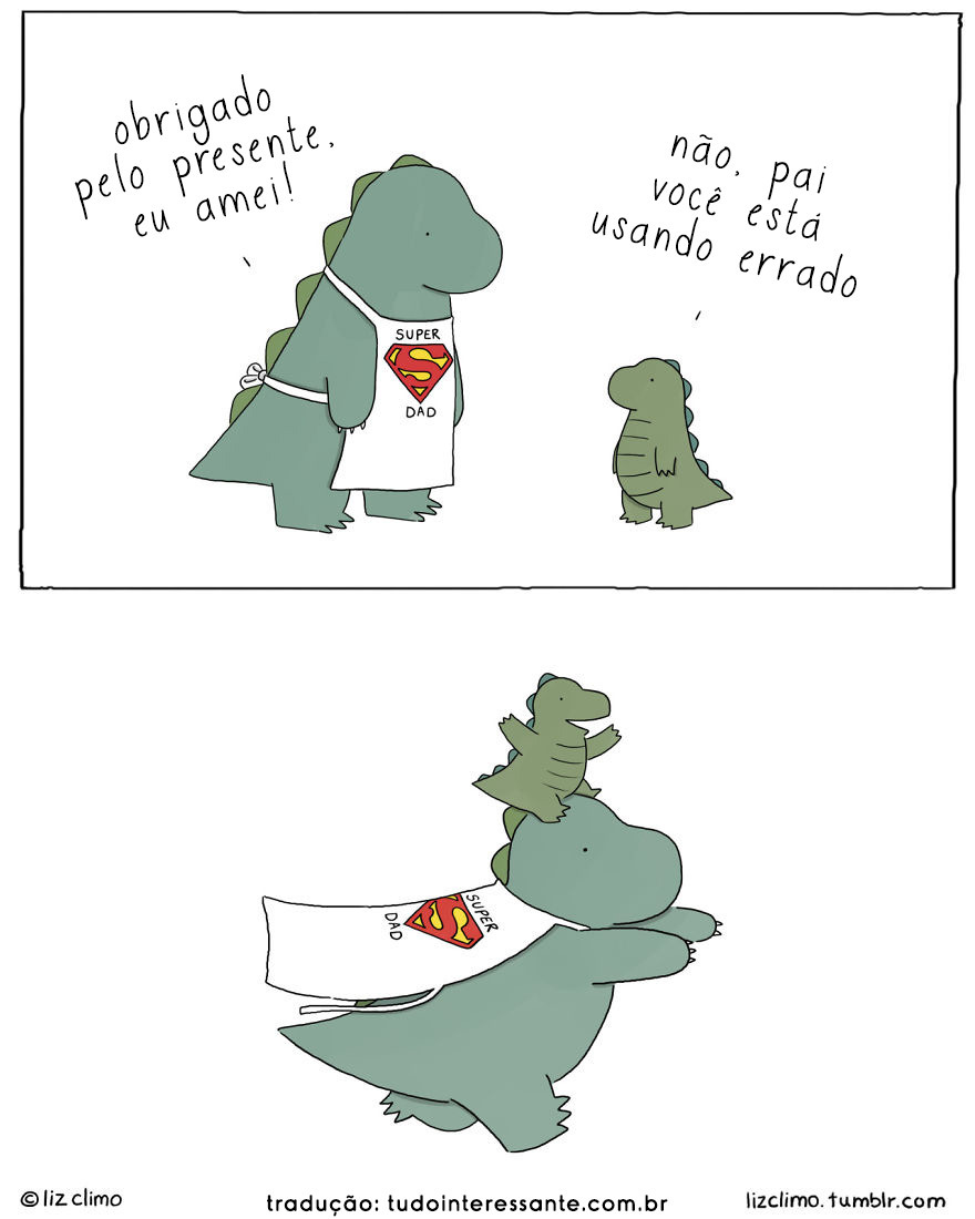 Dinossauros - meme