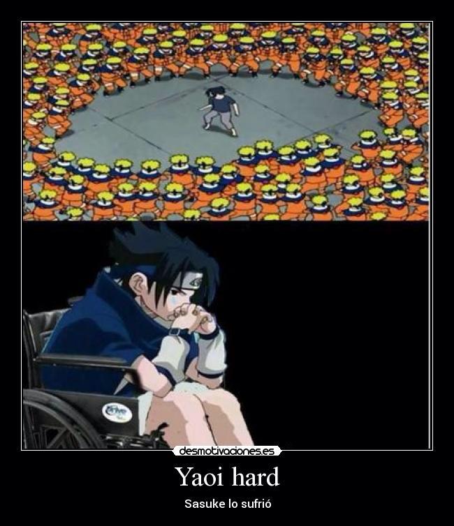 Pobre sasuke… - meme