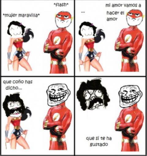 Ese Flash7u7 - meme