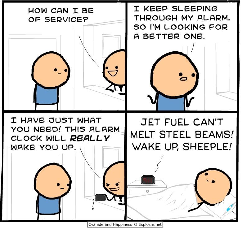 Wake me up inside! - Meme by Sabbabbaca :) Memedroid