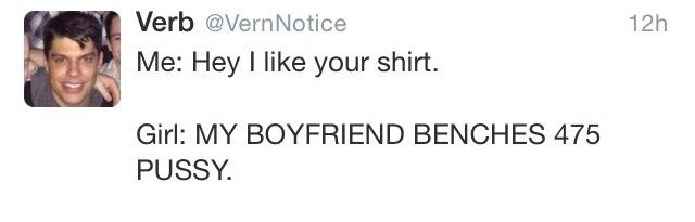 i... i just like that shirt - meme