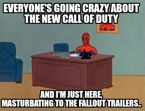 Call of duty bo3 or fallout 4? - meme