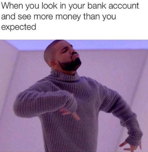 Money Bling - meme