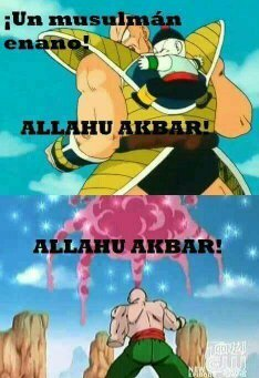 Allahu akbar! - meme