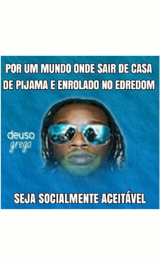 #apoio - meme