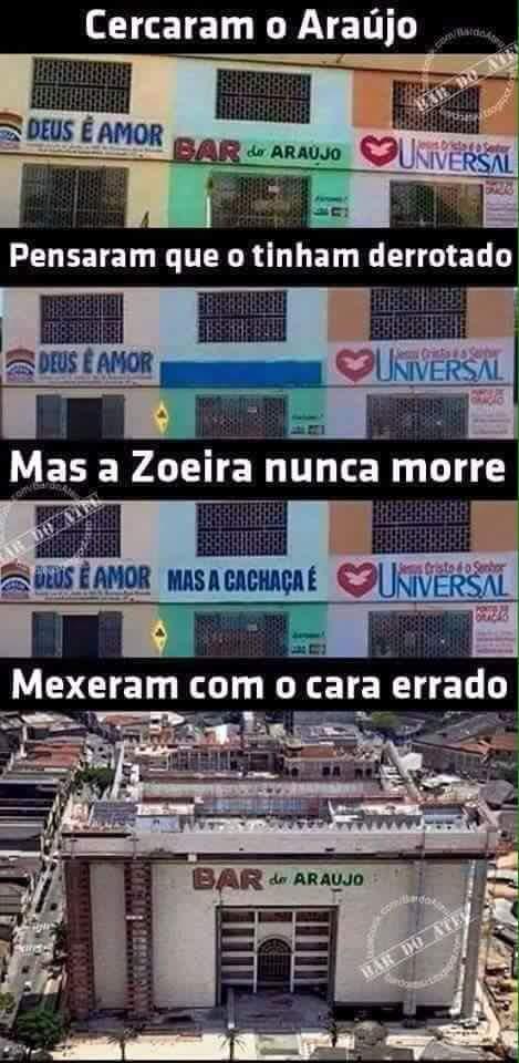 Araujo wins - meme