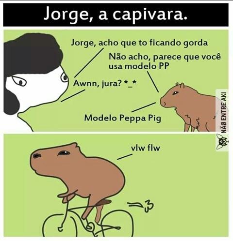 Jorge... - meme