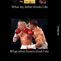 boxers hahaha