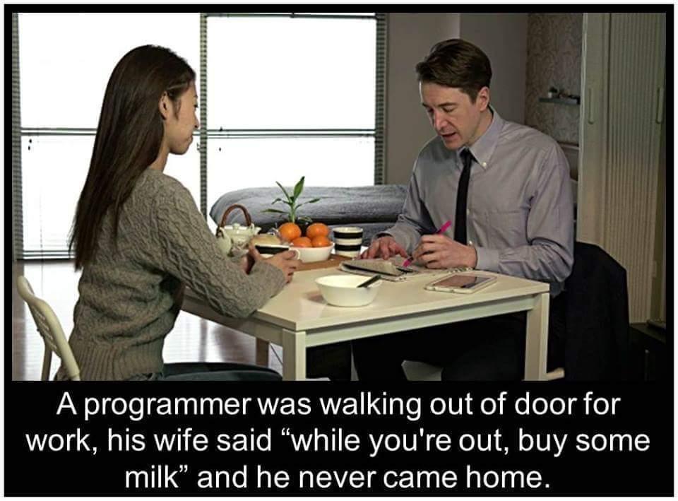 Only programmers will understand this joke - meme