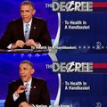 Barack Obama takes over The Word on The Colbert Report