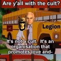 Love and Legion