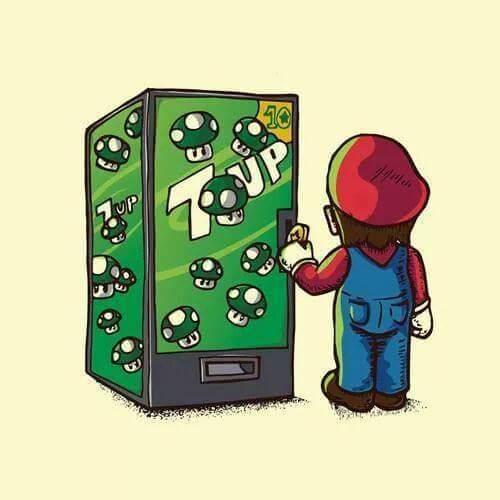Mario. - meme