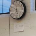 La flemme de changer l'heure