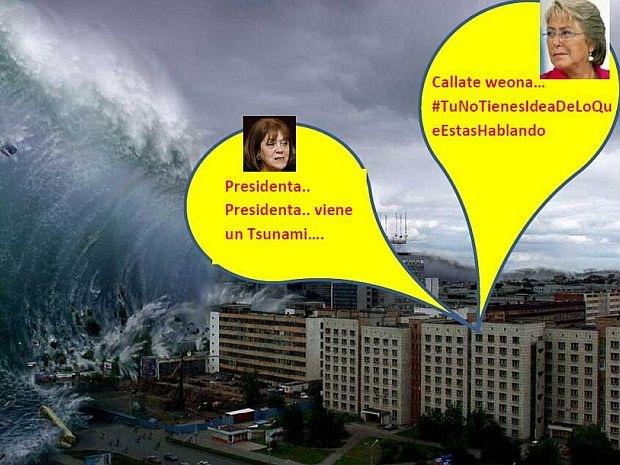 Bachelet - meme