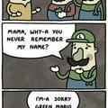 Mario vert