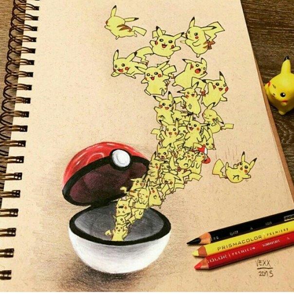 No quieren las pokebolas... Es de pikachus - meme