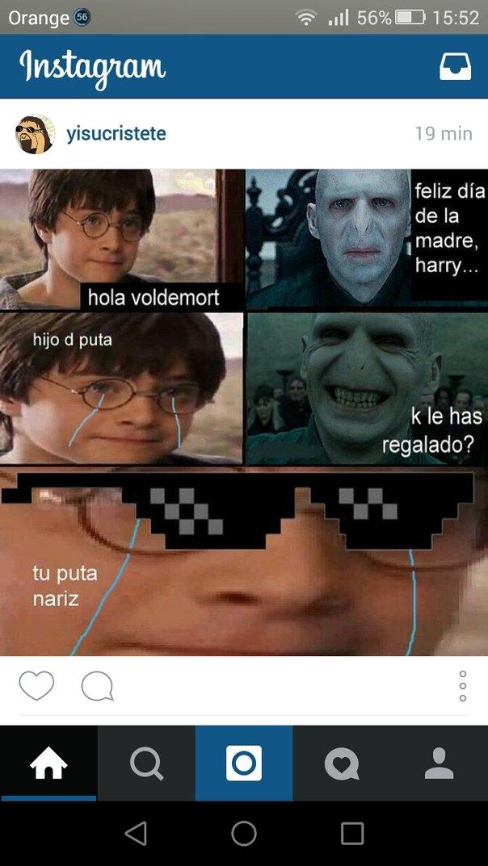 PUTO HARRY - meme