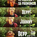 Johnny Depp *_*