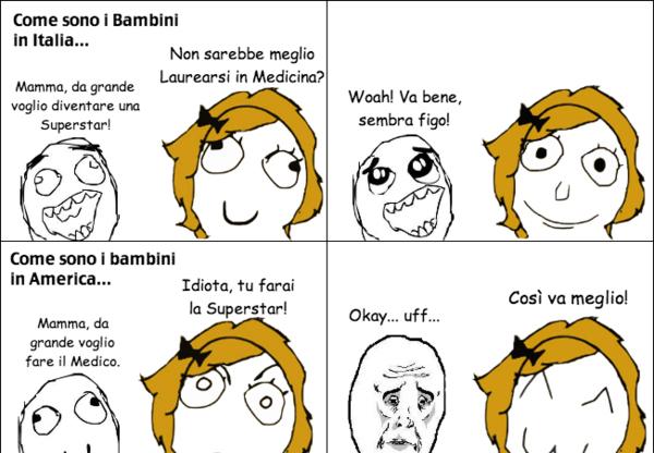 Bambini in italia - meme