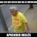 Y con mil costos sé hablar español