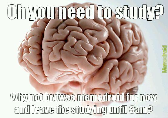 Hardest subject in school? - meme