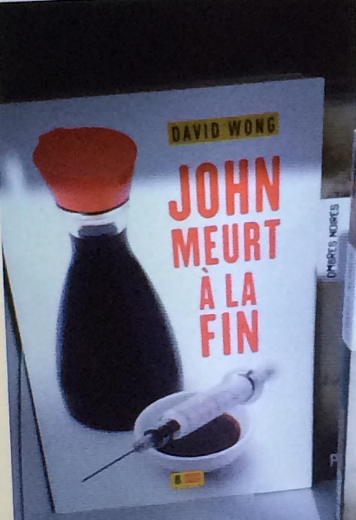 le titre s'appelle John - meme