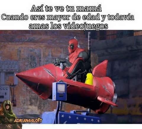 ese deadpool - meme