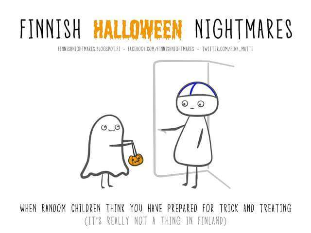 Finnish nightmares 4 - meme