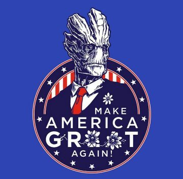 We are Groot - meme